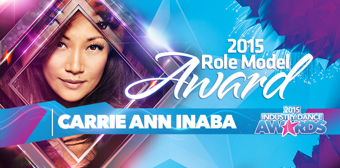 2015 Role Model Award – Carrie Ann Inaba