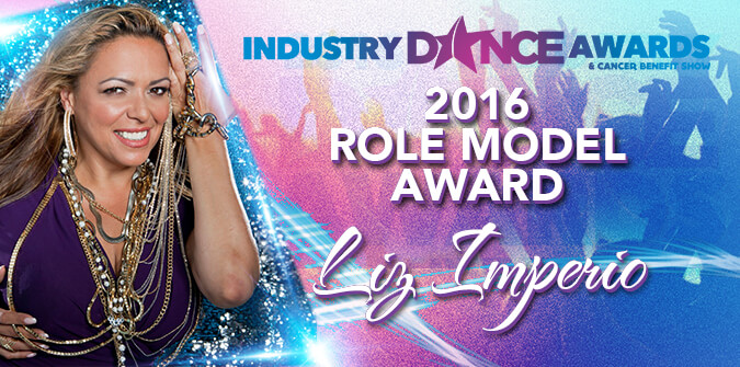 2016 Role Model Award Presented To – Liz Imperio