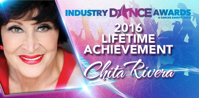 2016 Lifetime Achievement Award Presented To – Chita Rivera