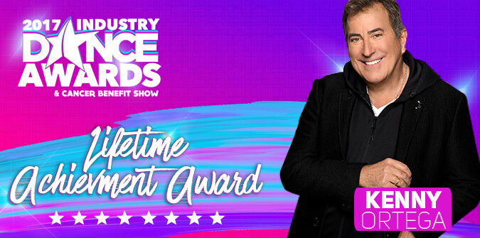 2017 Lifetime Achievement Award Presented To – Kenny Ortega