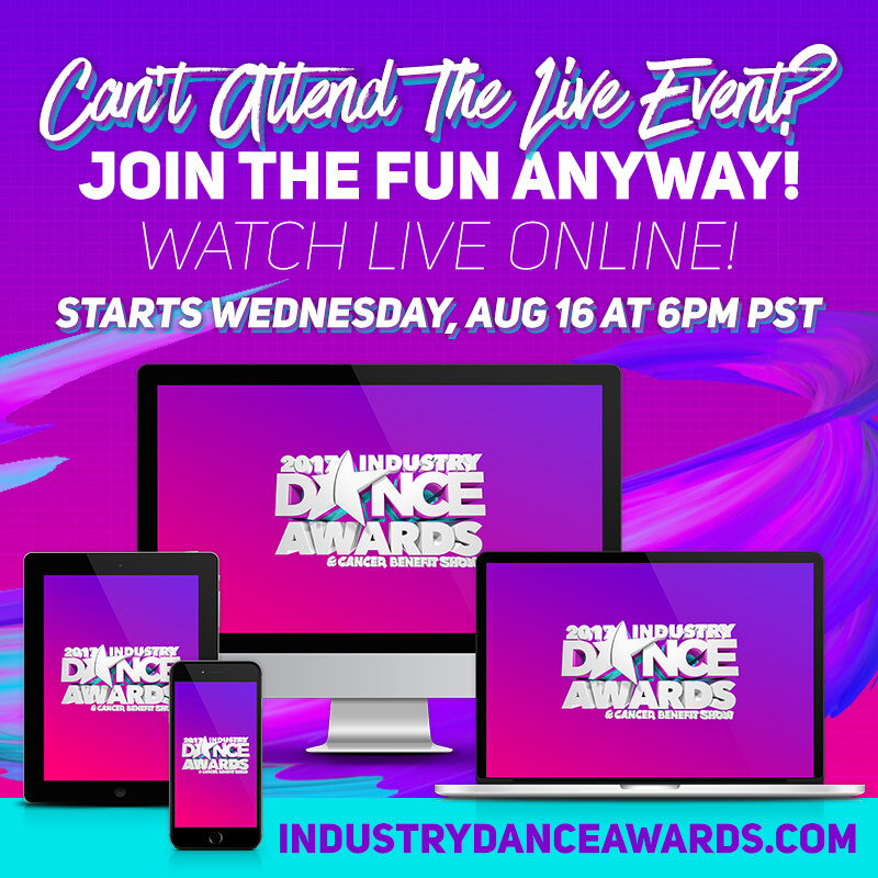 Watch Live! – Wednesday Aug 16 @ 6pm PST!