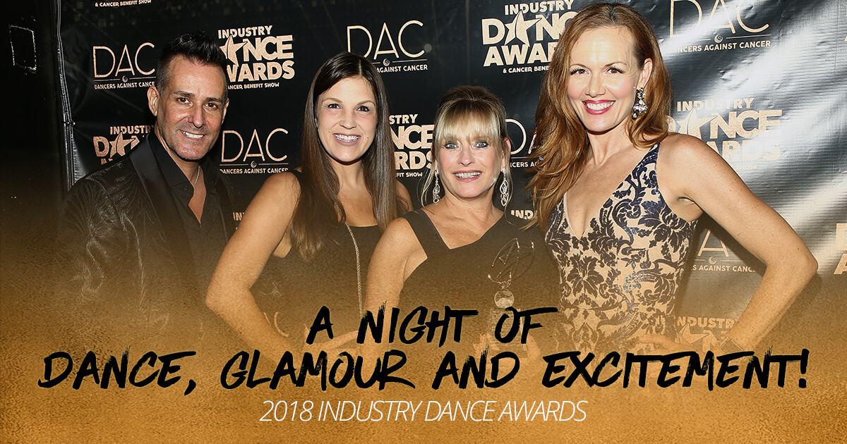 A night of dance, glamour and excitement!